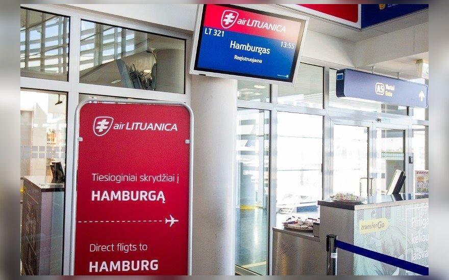 Арестовано все имущество Air Lituanica