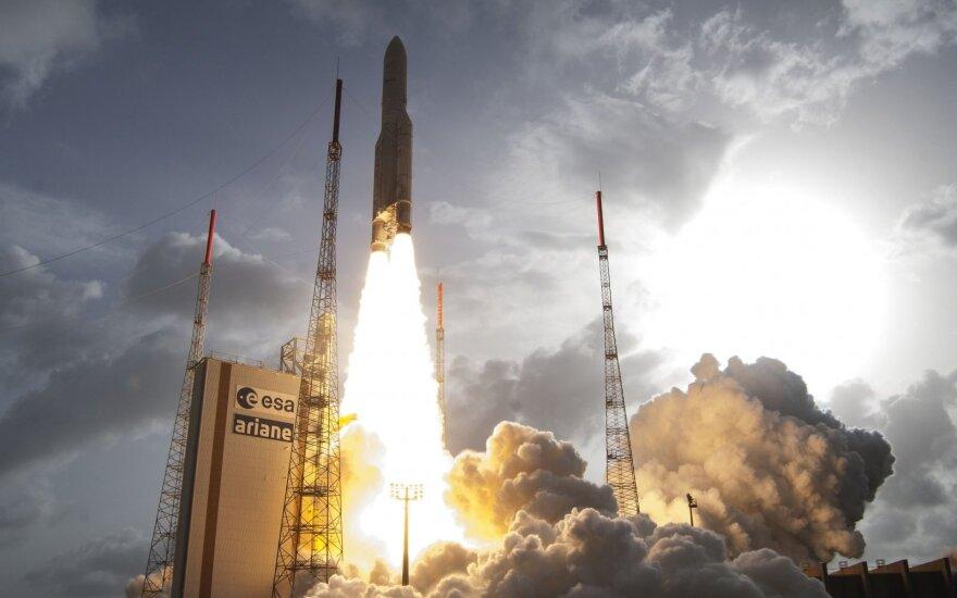 Coraz więcej firm interesuje się rozwijaniem technologii kosmicznych