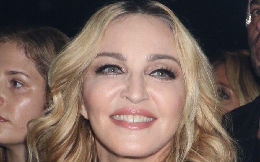 Мадонна опровергла слухи об усыновлении еще двух детей из Малави