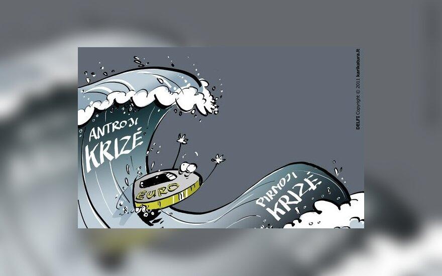 Вторая волна кризиса проявится замедленным ростом экономики или стагнацией