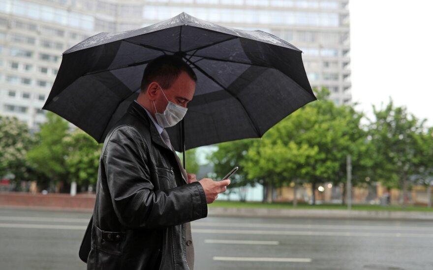 За последние сутки в России коронавирусом заразились 6736 человек