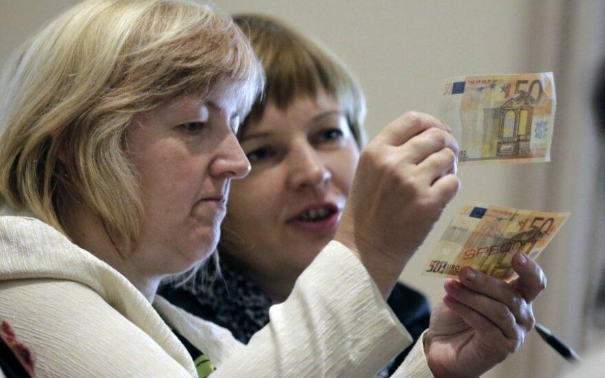 Mieszkańcy Łotwy narzekają na wzrost cen