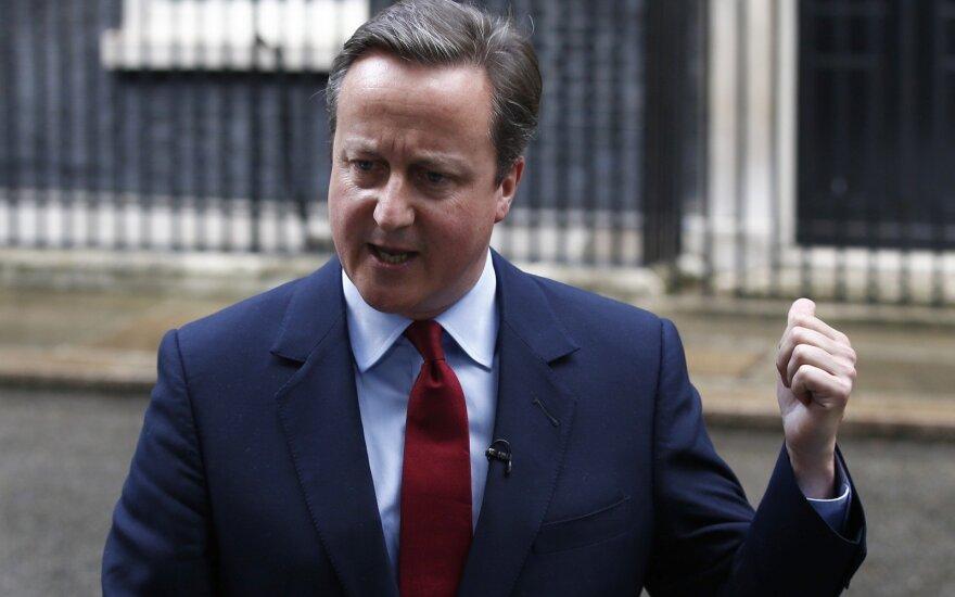 """Кэмерон: """"Джонсон не верил в брексит и поддержал его ради карьеры"""""""