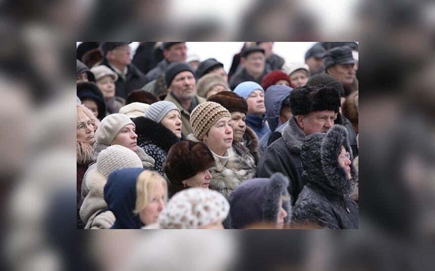 Висагинцы, фото Виталия Богдановича