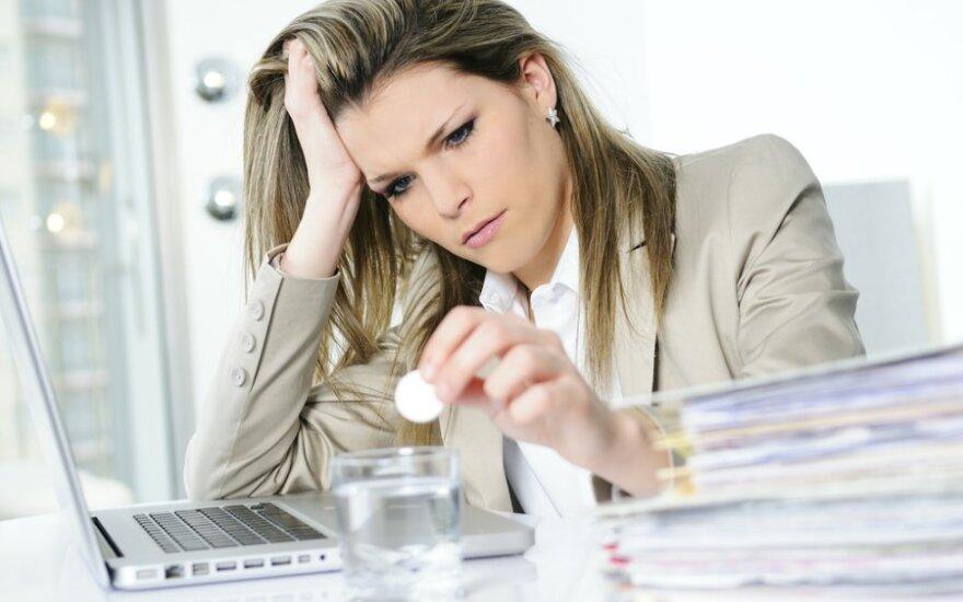 5 популярных заболеваний офисных работников