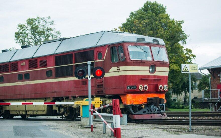 В Литве с транзитного поезда сняли российских военных в гражданской одежде