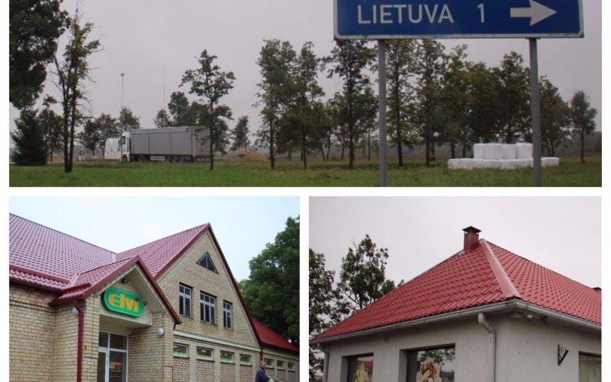 1 сентября литовцы покупали алкоголь в Латвии