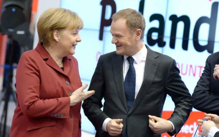 Niemcy wolą bardziej Polaków niż Rosjan