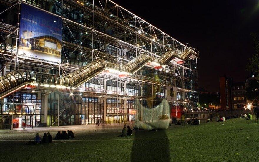 Центр Помпиду стал обладателем крупнейшей коллекции русского искусства