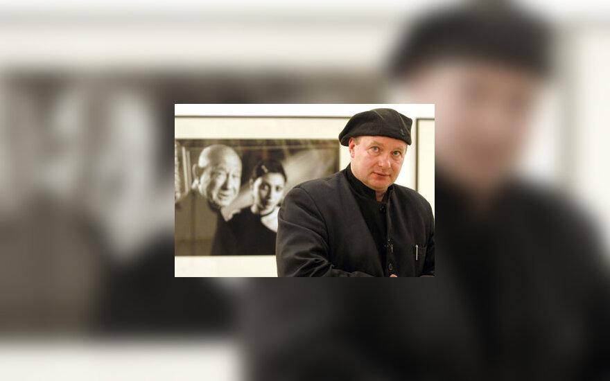 Fotomenininkas A. Aleksandravičius
