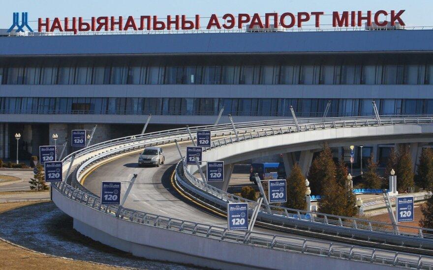 Почтовый самолет Transaviabaltika аварийно сел в Национальном аэропорту Минск