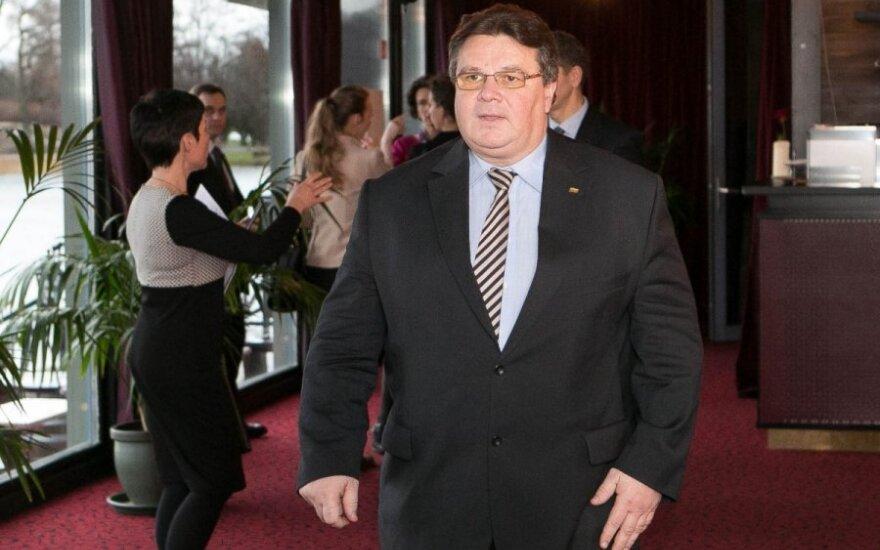 Глава МИД Литвы: позиция по Украине должна быть четче и конкретнее