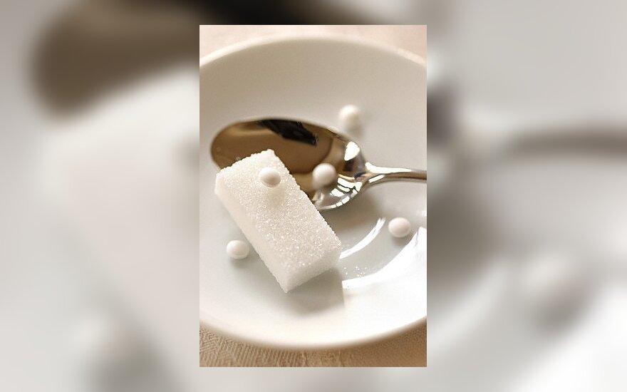 Cukrus, saldiklis