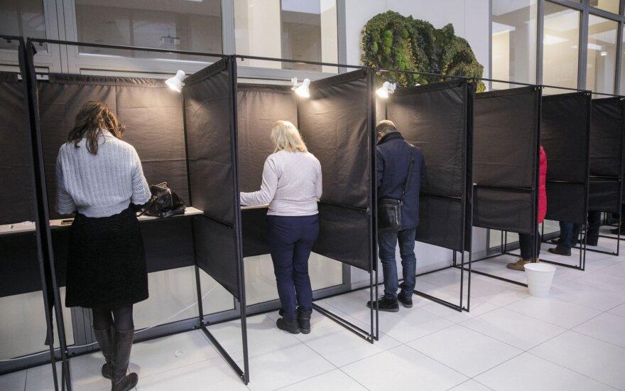 На досрочных выборах в муниципалитеты проголосовали 5,2% избирателей