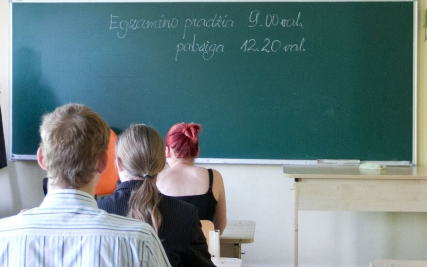 Русские школы Литвы готовятся усиленно преподавать литовский