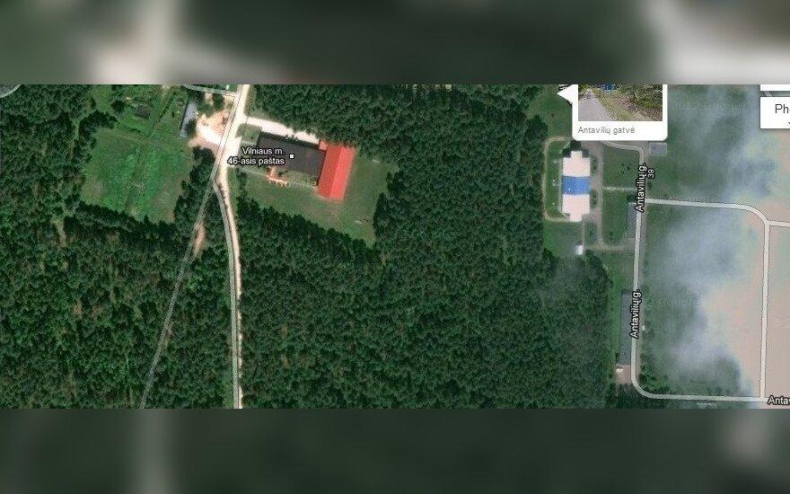 Из-за предполагаемой тюрьмы ЦРУ Литву ждет тяжба в Страсбурге