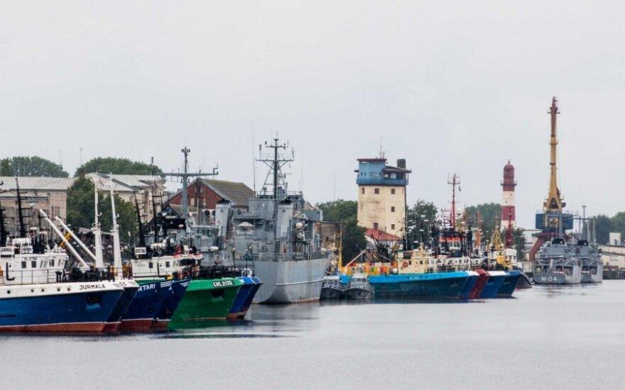 Латвия может предложить под базу НАТО Лиепайский порт