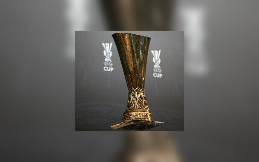 """""""Шахтеру"""" подарят только копию Кубка УЕФА"""