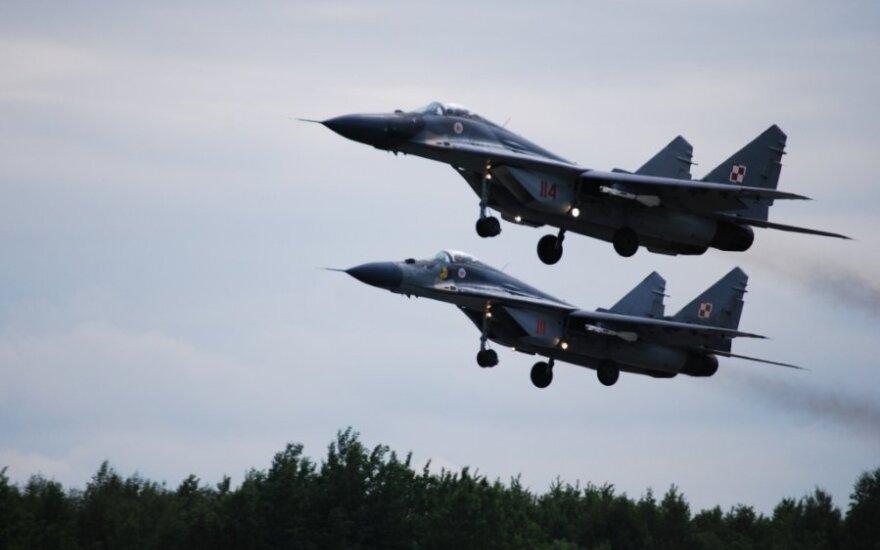 Командарм сомневается в необходимости ротации миссии воздушной полиции в странах Балтии