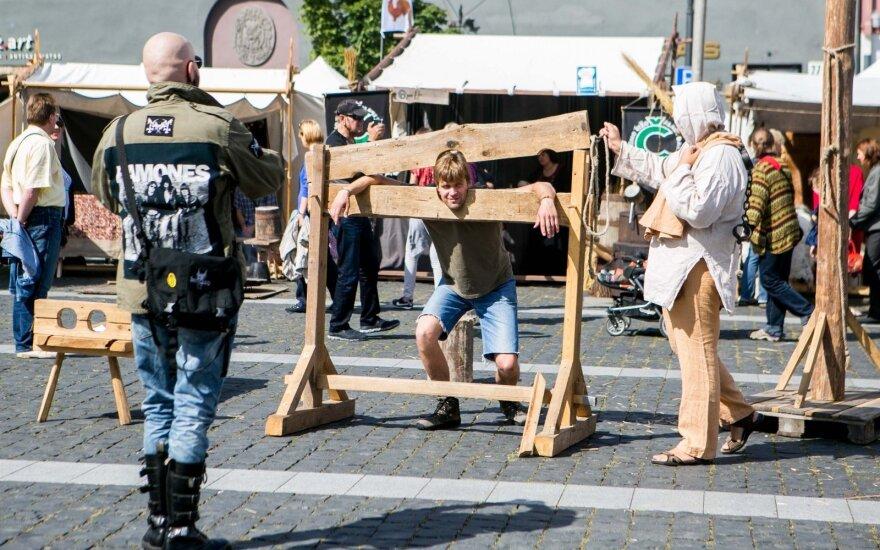 В Вильнюсе пройдет ярмарка Св. Варфоломея