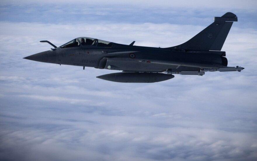Hiszpania wyśle cztery myśliwce patrolujące nad Bałtyk