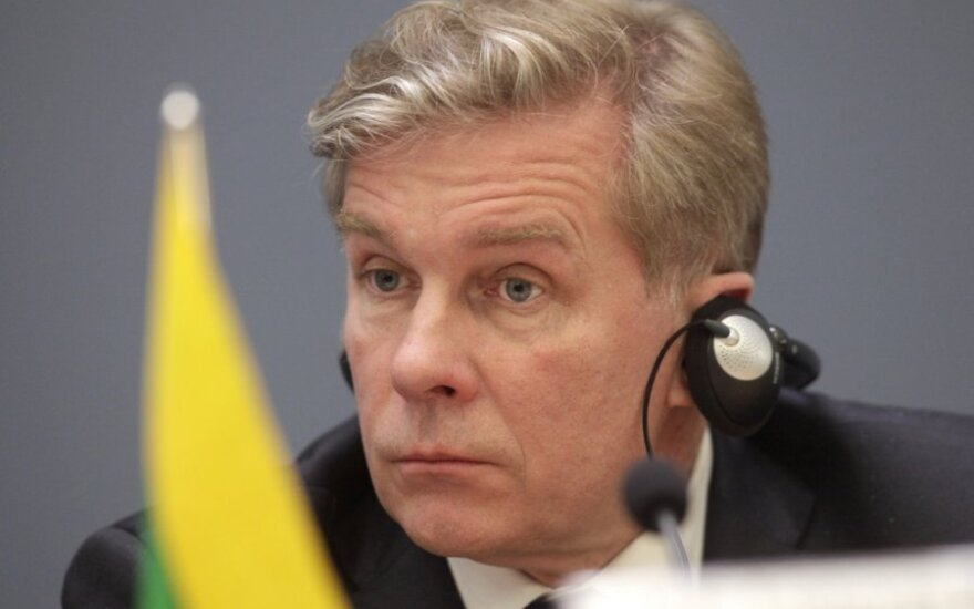 Wikileaks: Ажубалис критиковал Грибаускайте в связи с тюрьмой ЦРУ