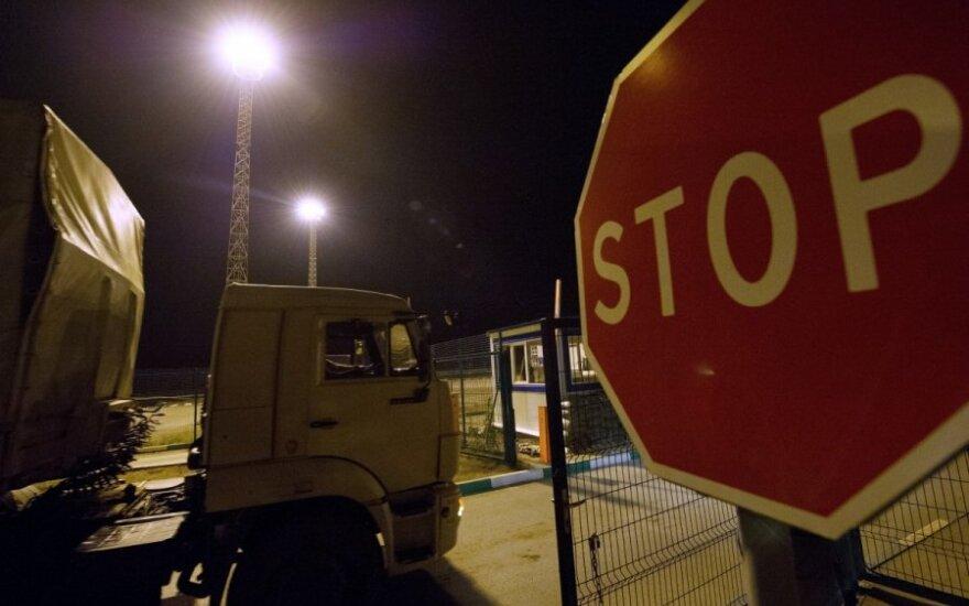 Погранслужба Украины: ограничения на въезд россиян остаются