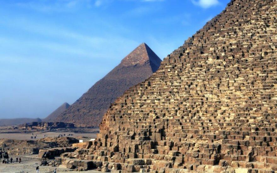 Egipto piramidės