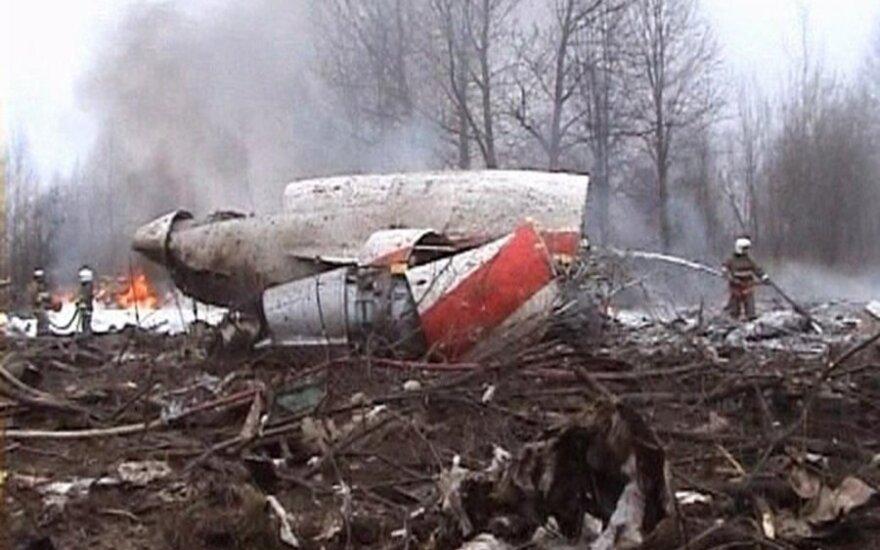 Польша обвиняет в крушении самолета Леха Качиньского Россию