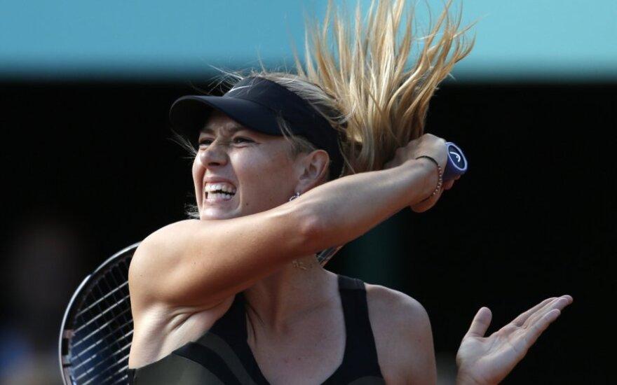 Шарапова в финале Roland Garros и станет первой ракеткой мира