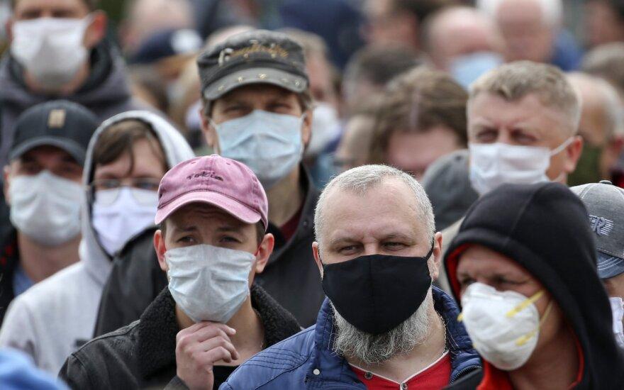 Koronavirusas Baltarusijoje
