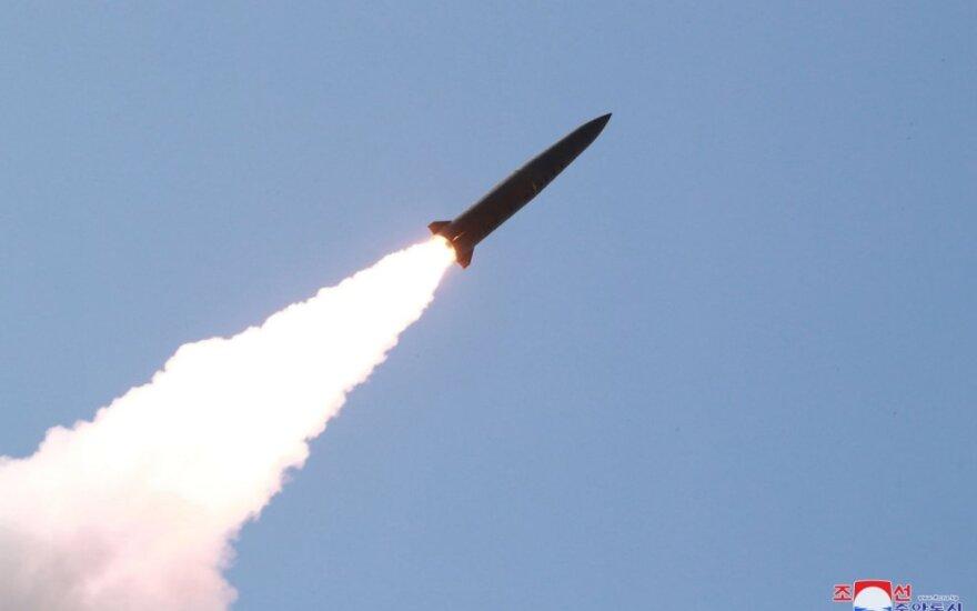 Šiaurės Korėjos raketa