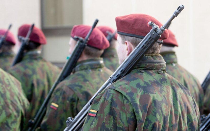 Кароблис: на оборону в следующем году намечается выделить 2% ВВП