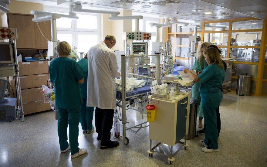 За сутки количество больных коронавирусом в Литве увеличилось до 696