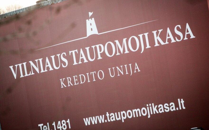 Отстранено руководство Vilniaus taupomoji kasa