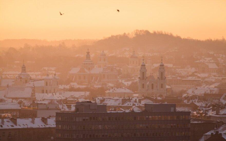 Литва - лидер по привлечению туристов в Балтии