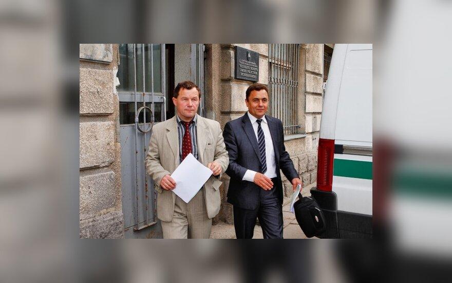 Полиция обжаловала решение не наказывать Уоку и Гражулиса