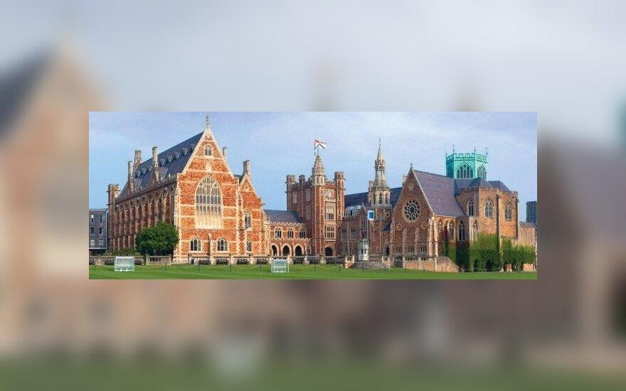 Элитные частные школы Европы, Америки и Канады - на выставке в Вильнюсе