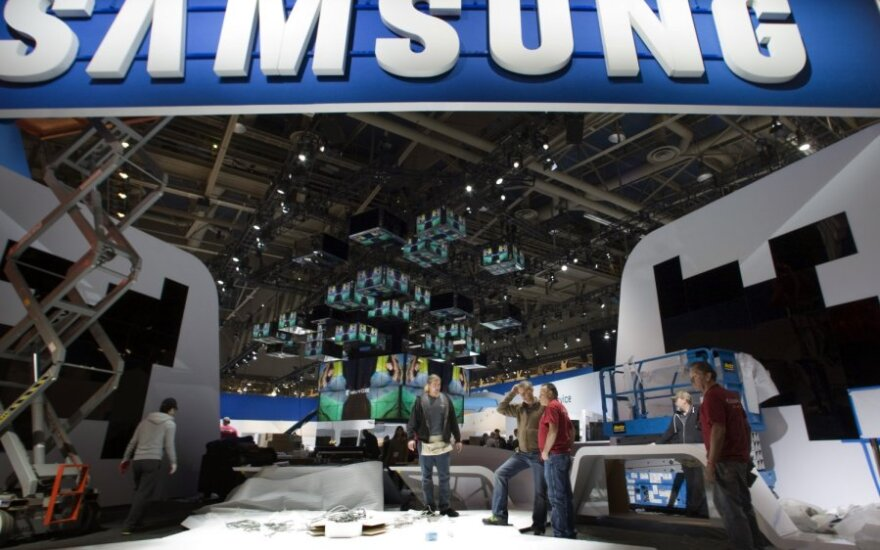 Samsung бросил очередной вызов iPhone