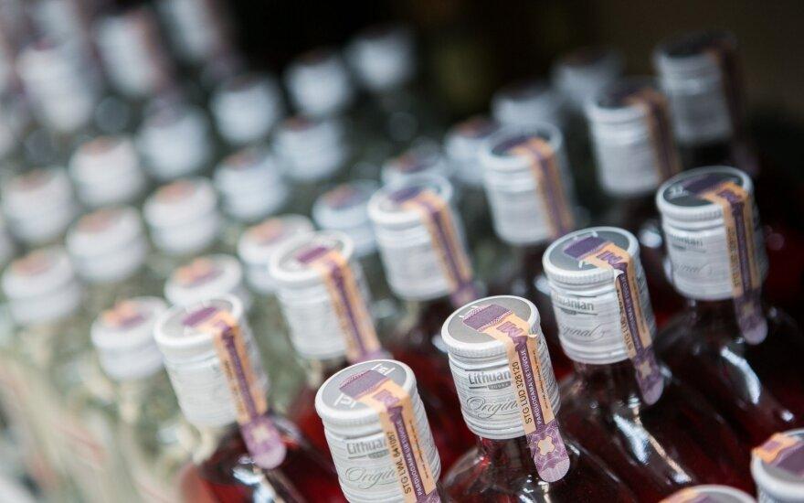 Как изменились привычки жителей Литвы после повышения цен на алкоголь