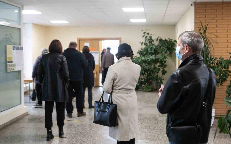 В Литве состоялся второй тур парламентских выборов