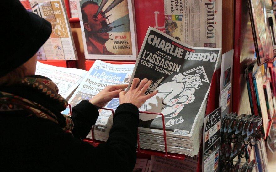 Редакцию Charlie Hebdo засыпали угрозами расправы