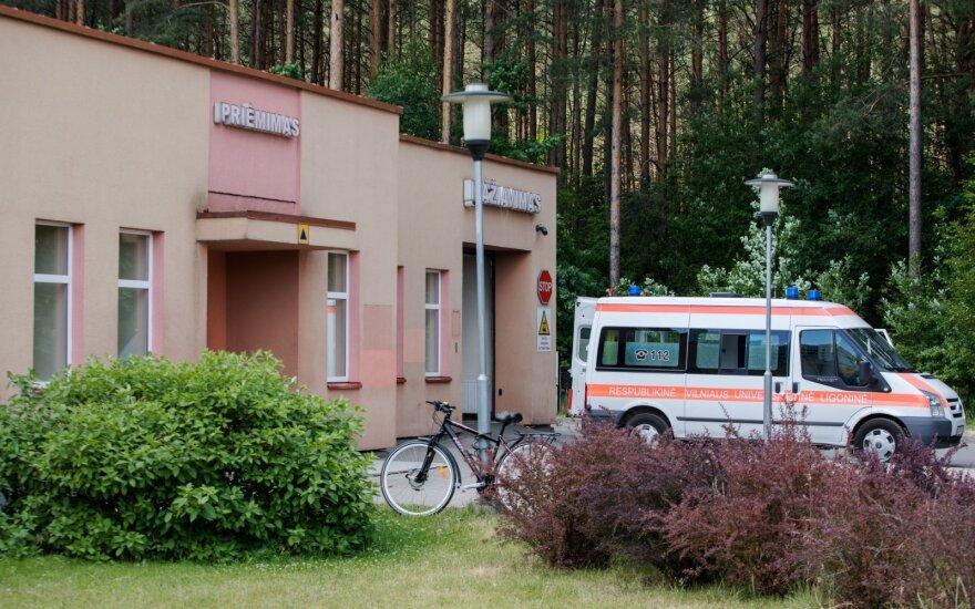В столичной больнице агрессивный пациент избил двух медсестер