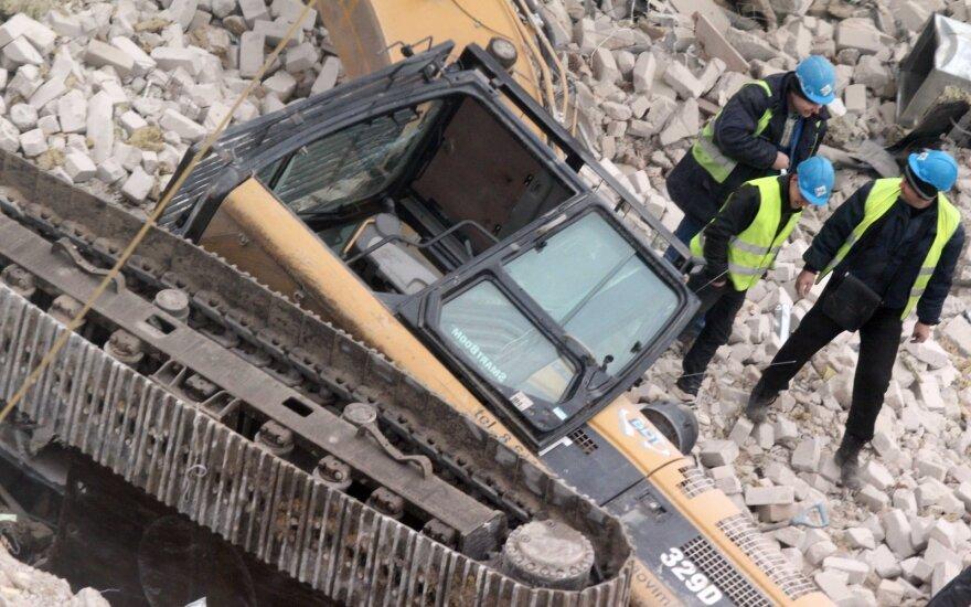 Количество погибших на работе в Литве сокращается
