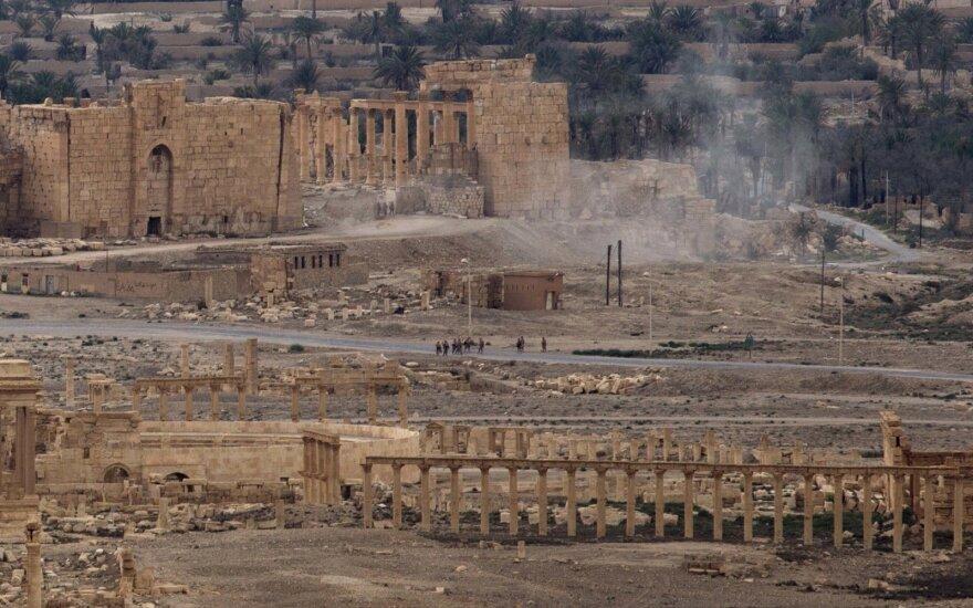 Минобороны заявило о разгроме группировки ИГ* и уничтожении 800 террористов