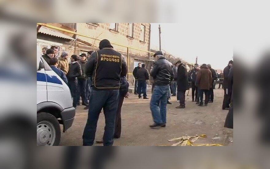 Армения: задержанный российский солдат признался в массовом убийстве