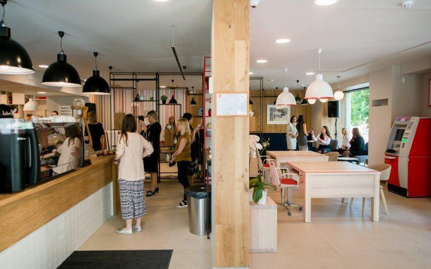 BaltCap продаёт сеть Caffeine