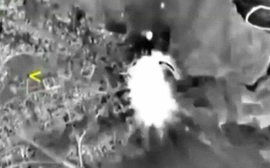 Военные России и США провели первые переговоры по Сирии