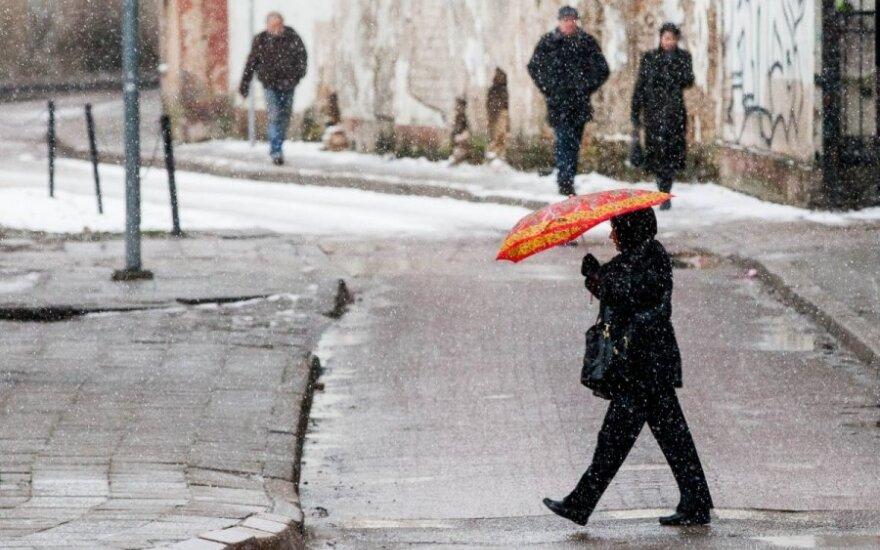 Прогноз: в выходные может пойти снег