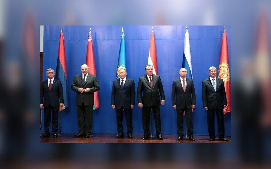 Лукашенко: требуется укрепление военной мощи ОДКБ